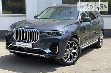 Цены BMW X7 Дизель