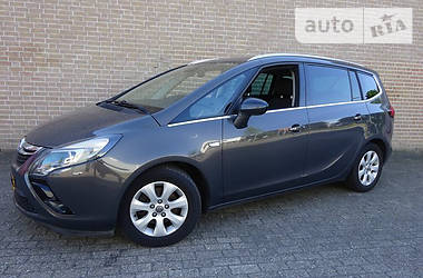 Цены Opel Zafira Tourer Дизель