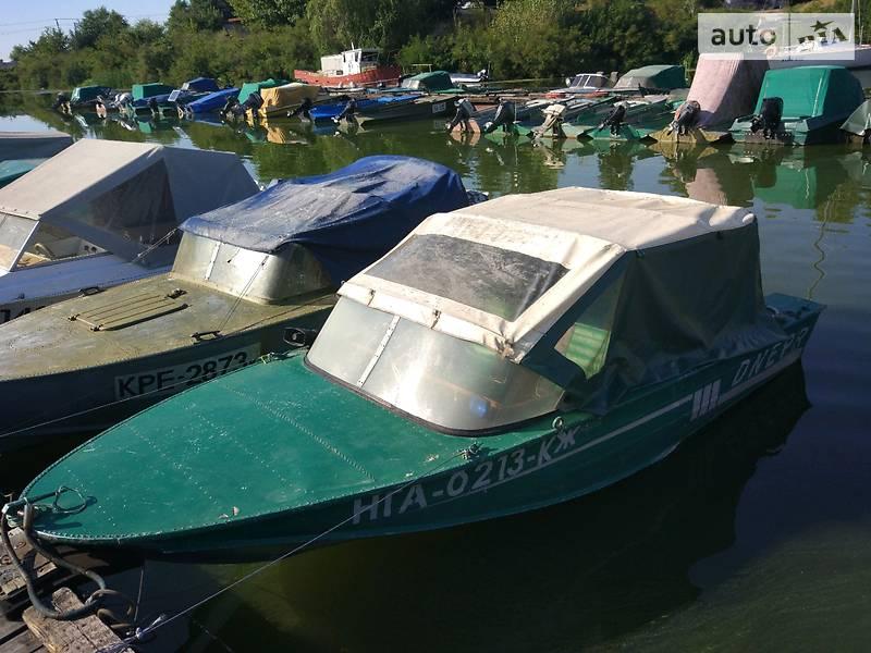 Лодка Днепр 1