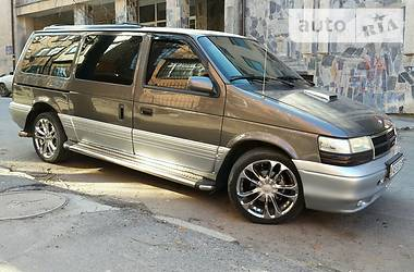 Dodge Caravan 2. 5  1992