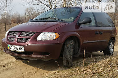 Dodge Caravan 3.3i SE 2001