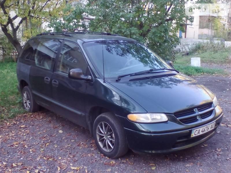 Dodge Caravan 1997 року