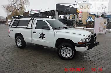 Dodge Dakota 4X4  2003