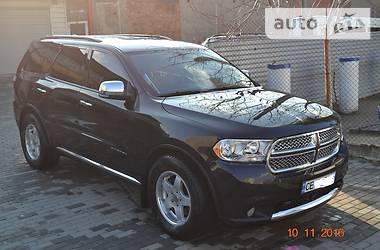 Dodge Durango 3.6 V6 2012