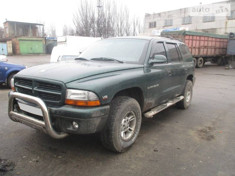 Dodge Durango 1998 року