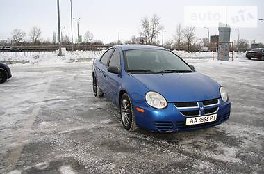 Dodge Neon 2.0i 2004
