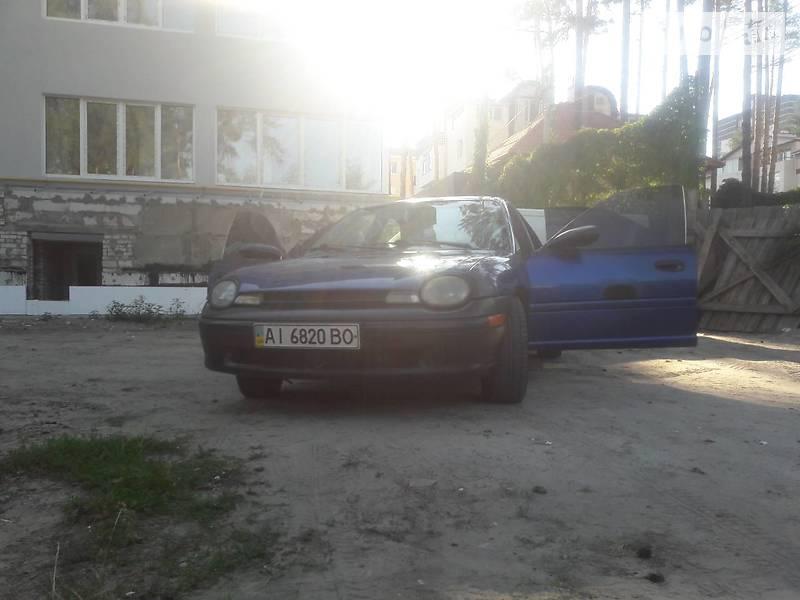 Dodge Neon 1995 року
