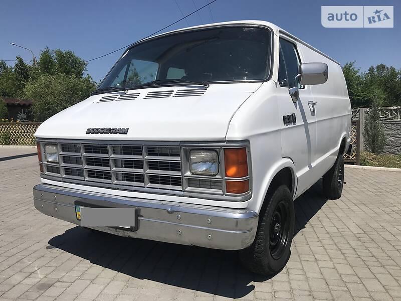 Минивэн Dodge RAM 1500