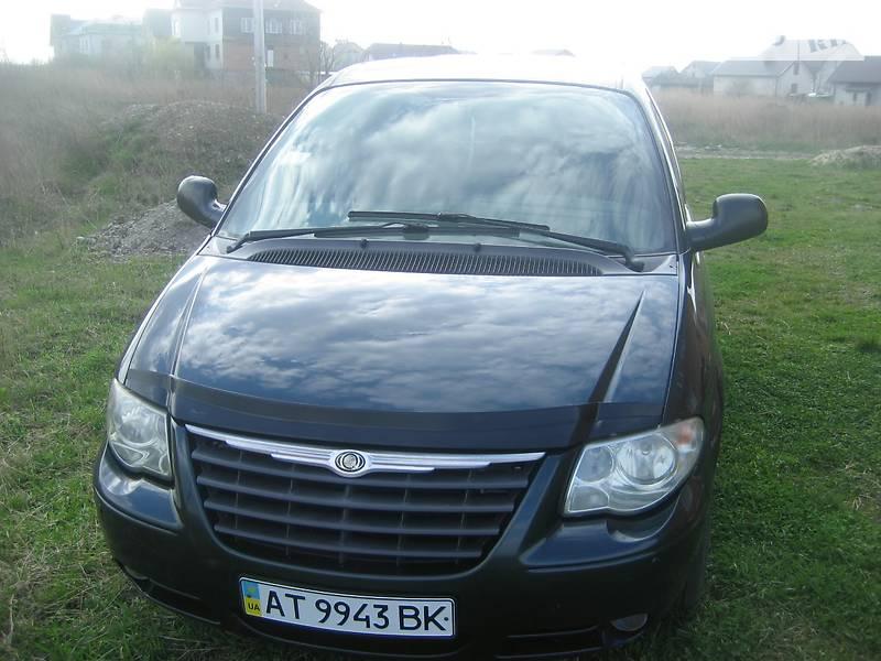 Dodge Ram Van 2005 року