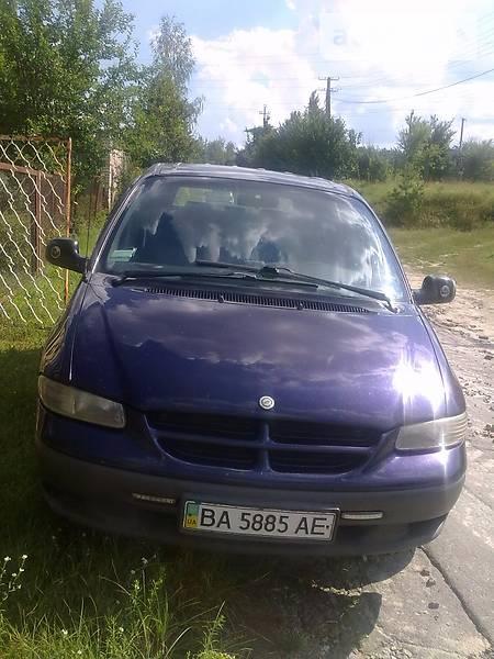 Dodge Ram Van 1998 года