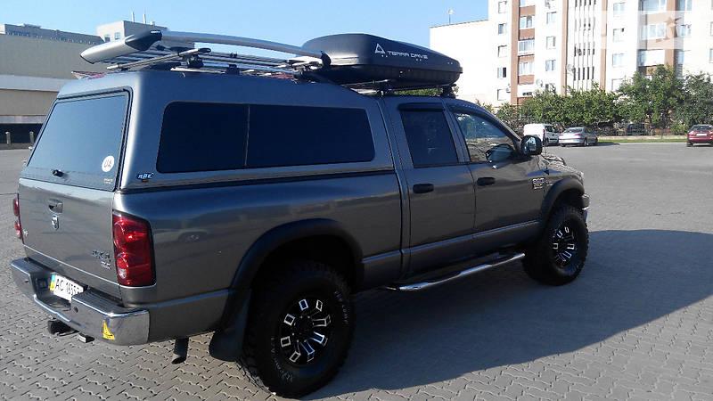 Dodge Ram 2007 року