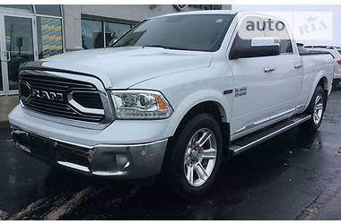 Dodge RAM Limited Crew Diesel 2015