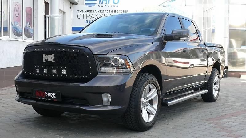 Dodge Ram 2014 года