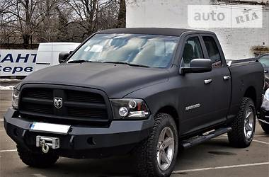 Dodge RAM Big Horn 5.7 HEMI 2012