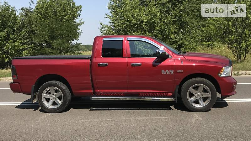 Dodge Ram 2013 года