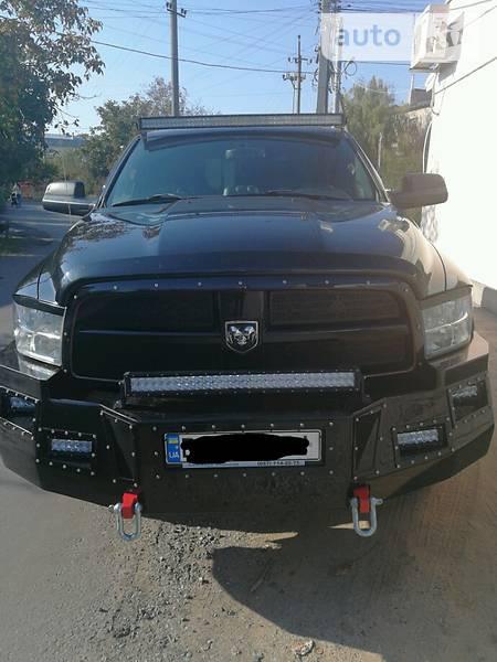 Dodge Ram 2009 року