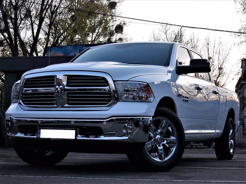 Dodge Ram 2016 року