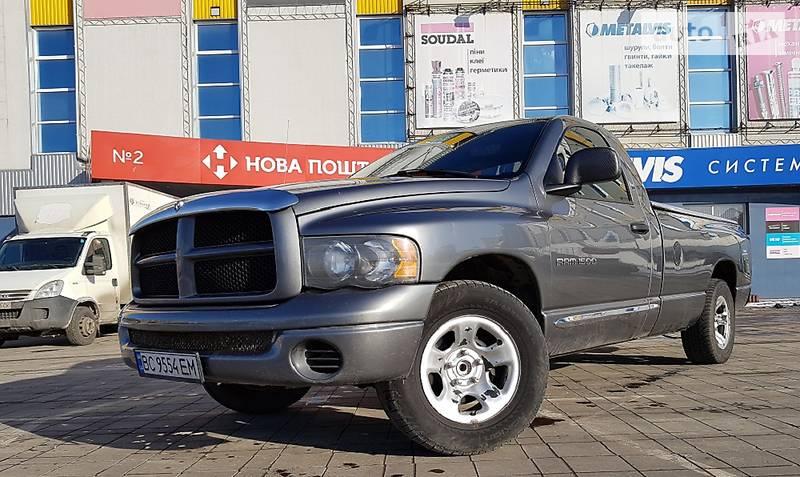 Dodge Ram 2006 року