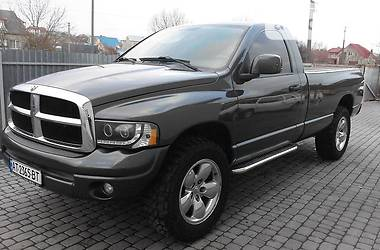 Dodge RAM 1500 4X4 Long GAS 2003