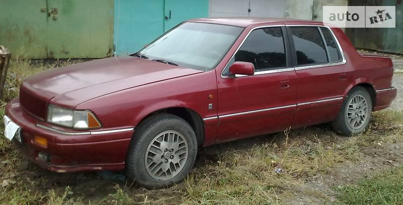 Dodge Spirit 1991 року