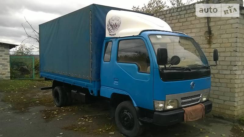 DongFeng DF-20 2006 года