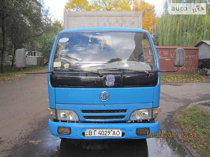 DongFeng DF-30 2007 року