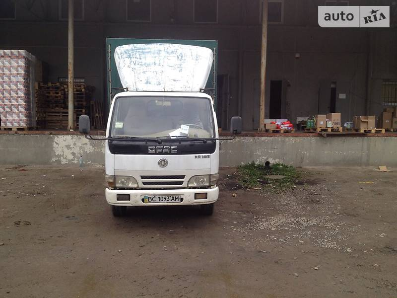 DongFeng EQ1044 2005 года