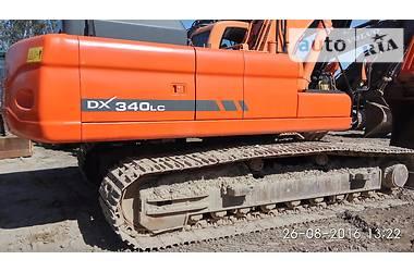 Doosan DX 340 LC 2009