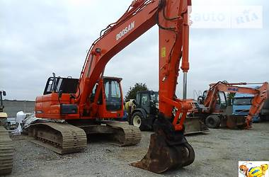 Doosan DX 225 LC 2009
