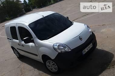 Характеристики Renault Kangoo груз. Другое