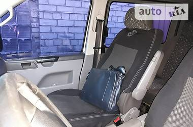 Характеристики Volkswagen LT пасс. Інше