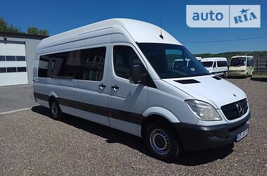 Характеристики Mercedes-Benz Sprinter 313 пасс. Другое