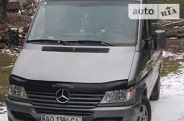 Характеристики Mercedes-Benz Sprinter 313 пасс. Другое