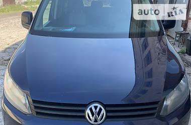Характеристики Volkswagen Caddy пасс. Інший