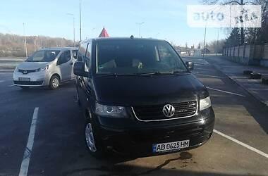 Характеристики Volkswagen Caravelle Другой