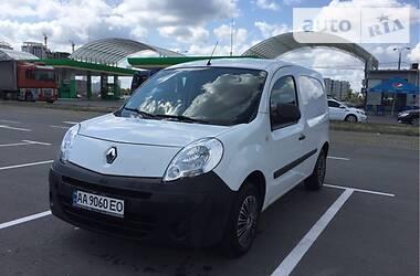 Характеристики Renault Kangoo груз. Другой