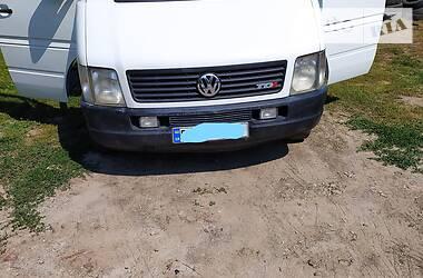 Характеристики Volkswagen LT груз. Інший