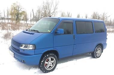Характеристики Volkswagen Multivan Інший