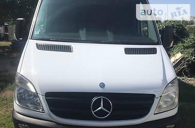Характеристики Mercedes-Benz Sprinter 313 груз. Другой