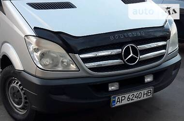 Характеристики Mercedes-Benz Sprinter 313 пасс. Другой