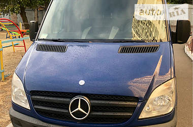 Характеристики Mercedes-Benz Sprinter 316 груз. Другой