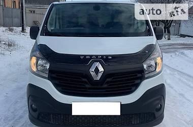 Характеристики Renault Trafic груз. Інший