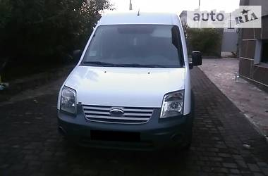 Характеристики Ford Transit Connect пасс. Інший