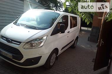 Характеристики Ford Transit Custom Інший