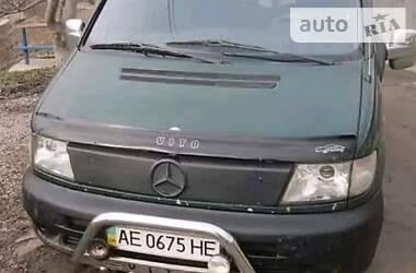 Характеристики Mercedes-Benz Viano пасс. Другой