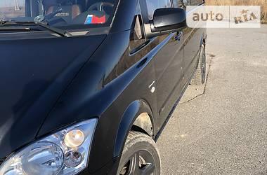 Характеристики Mercedes-Benz Vito пасс. Другой