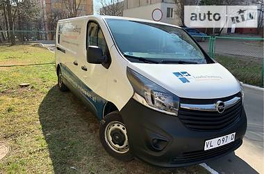 Характеристики Opel Vivaro груз. Другой