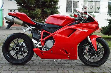 Ducati 1098 Ideal 2010