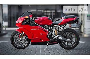 Ducati 749  2003