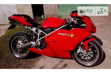 Ducati 749 Testastretta  2006